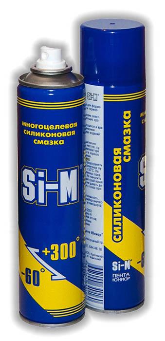 Si-M spray